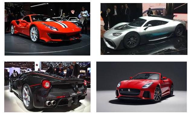 À la recherche d'une voiture luxueuse et performante ? Optez pour la marque Ferrari !
