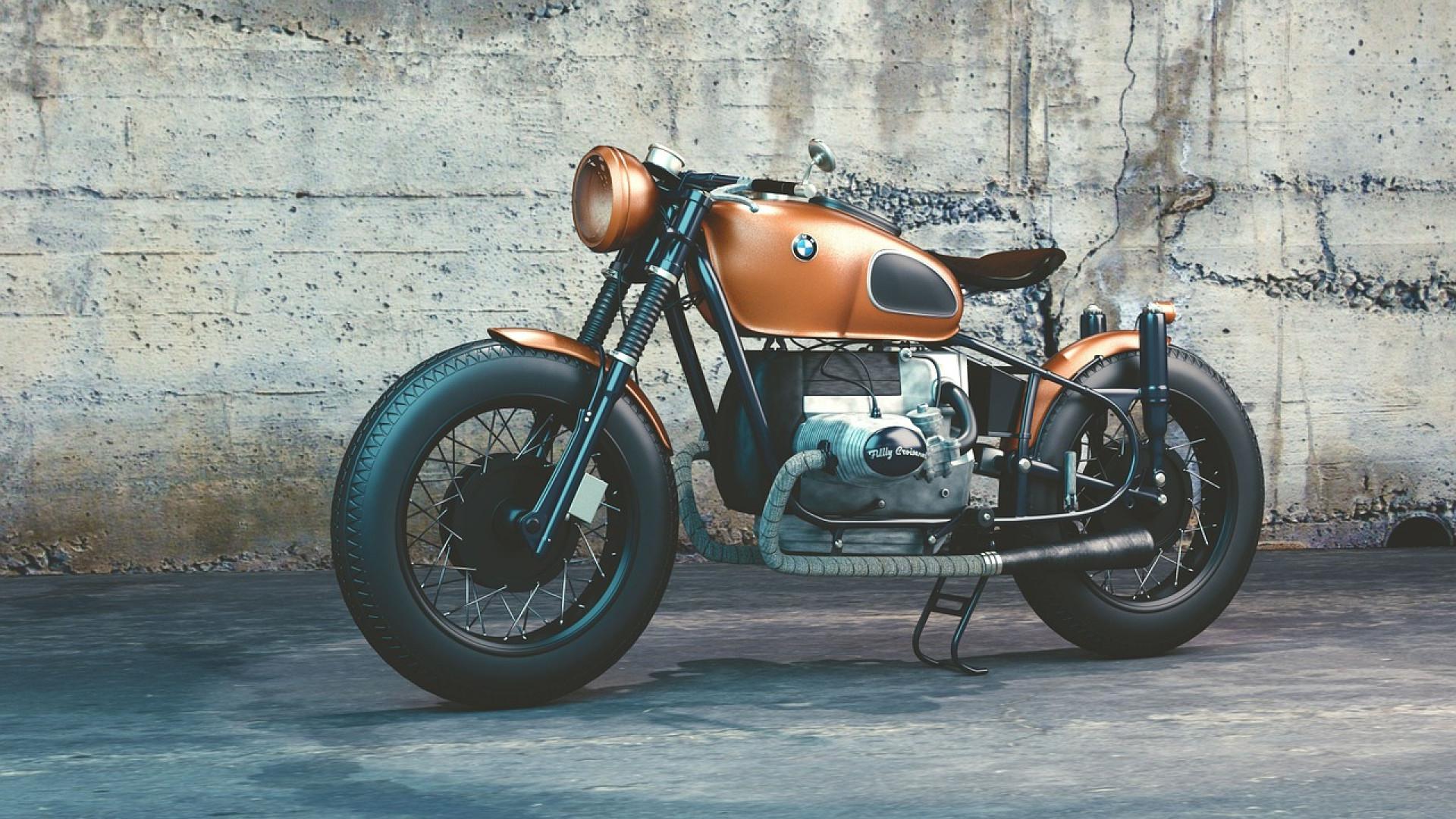 Des pièces détachées pour votre moto BMW
