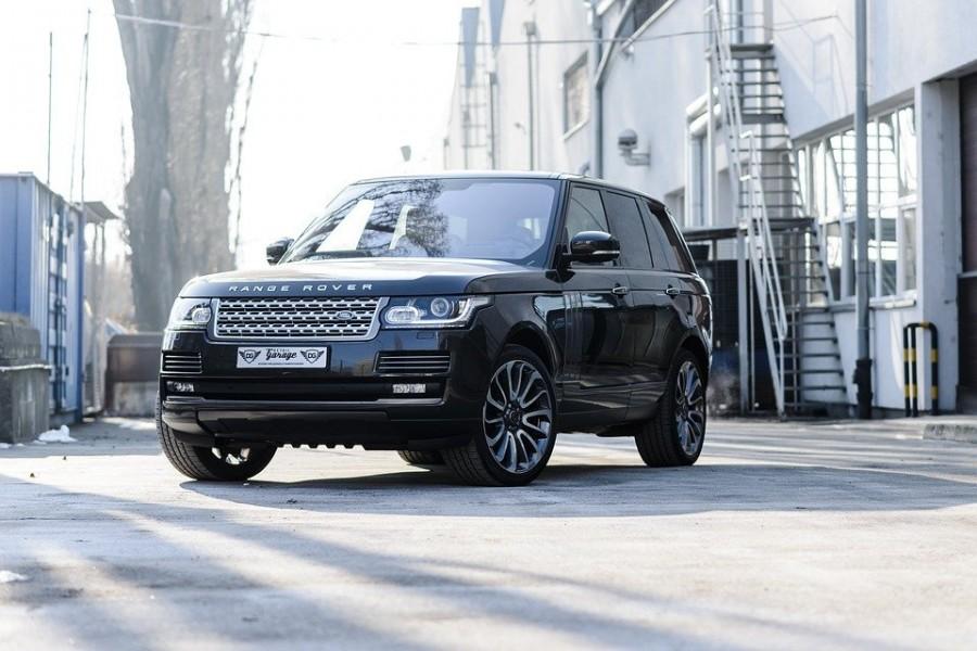 Qu'est-ce que le CoC Land Rover ?