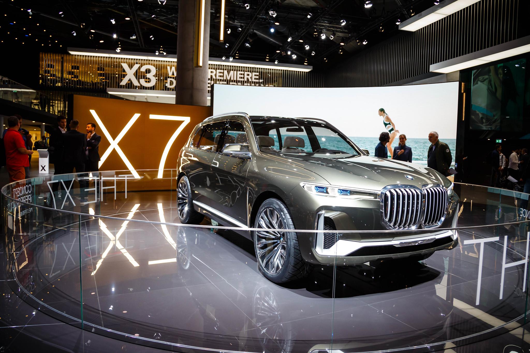BMW X7 2019: un concentré de luxe, de puissance et de technologies