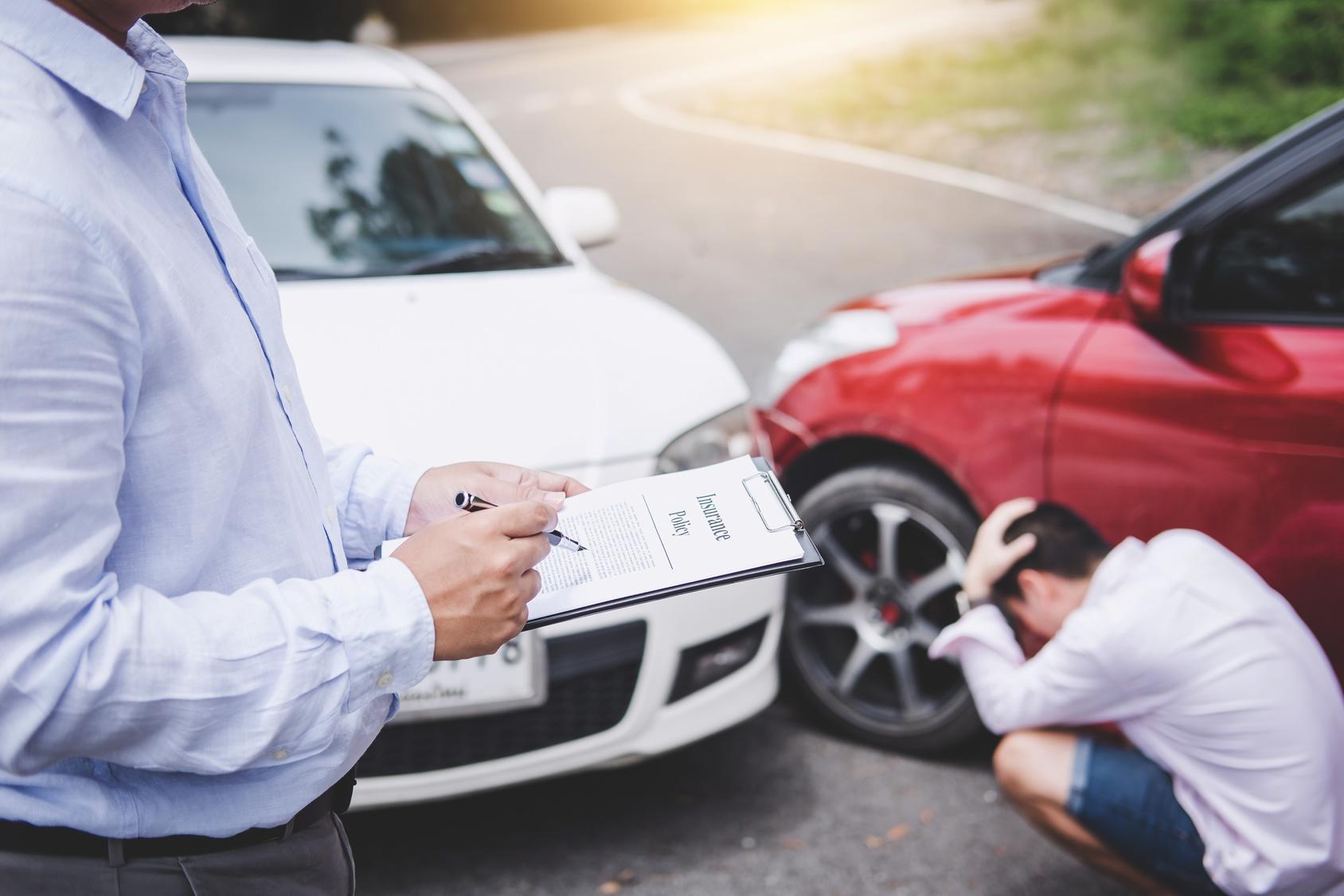 Un avocat peut vous défendre lors d'un accident de la route