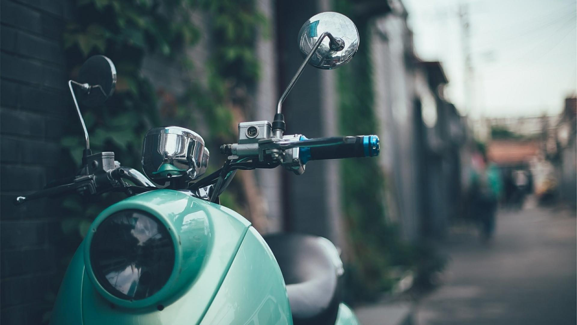 Le scooter électrique 50cc au profit de la mobilité douce