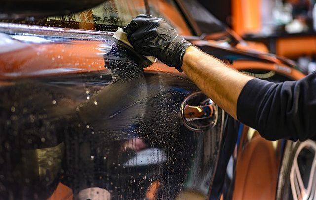 Les services proposés par les professionnels de nettoyage de voiture